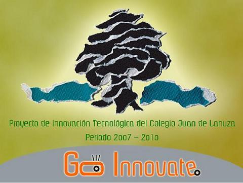Proyecto Go Innovate! en el Colegio Juan de Lanuza