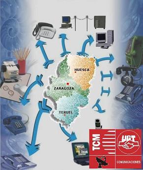 I Jornadas sobre Telecomunicaciones organizadas por UGT
