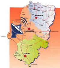 Que conste en acta: en Aragón muchos polígonos industriales tienen mala calidad en comunicaciones de banda ancha