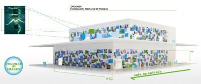 ExpoZaragoza 2008: el pabellón de Francia busca fotos sobre agua para su fachada